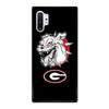 GEORGIA BULLDOGS UGA Samsung Galaxy Note 10 Plus Case