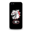 GEORGIA BULLDOGS UGA iPhone 5/5S/SE Case