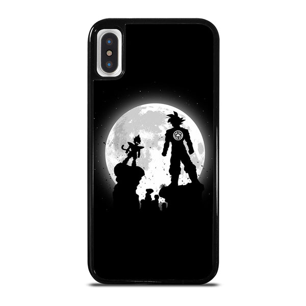 GOKU VS VEGETA DBZ iPhone X / XS Case