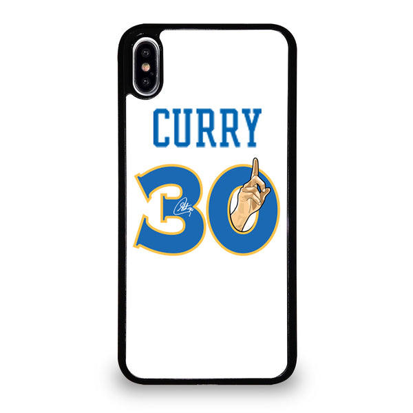 GOLDEN STATE WARRIORS STEPHEN CURRY #3 iPhone XS Max Case