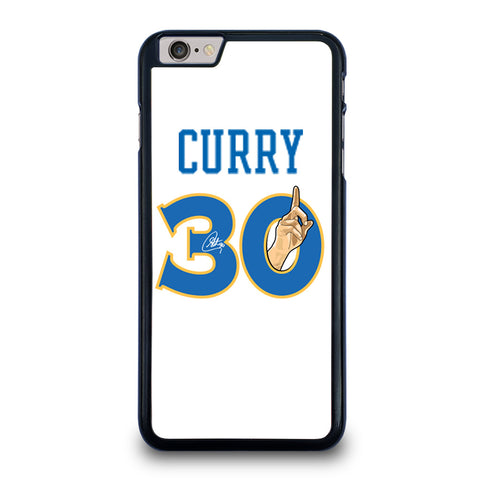 GOLDEN STATE WARRIORS STEPHEN CURRY #3 iPhone 6 / 6S Plus Case