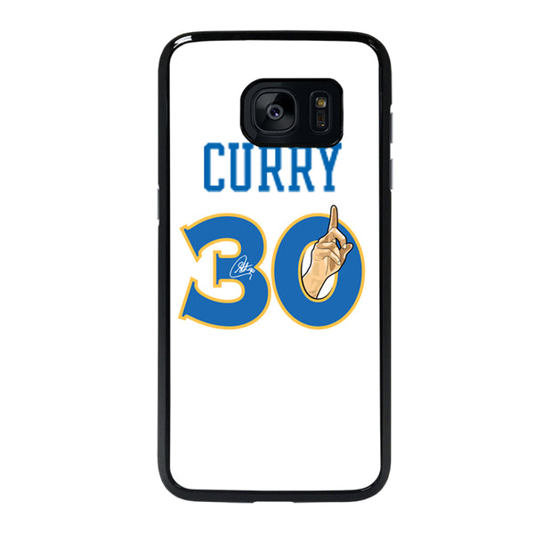 GOLDEN STATE WARRIORS STEPHEN CURRY #3 Samsung galaxy s7 edge Case