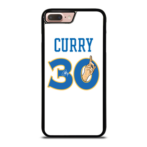 GOLDEN STATE WARRIORS STEPHEN CURRY #3 iPhone 7 / 8 Plus Case