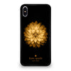 GOLD KATE SPADE LOTUS iPhone XS Max Case