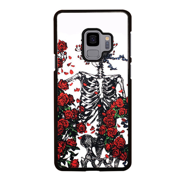 GRATEFUL DEAD BONES AND ROSES Samsung Galaxy S9 Case