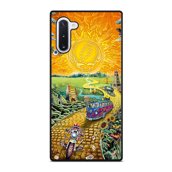GRATEFUL DEAD GOLD ROAD Samsung Galaxy Note 10 Case