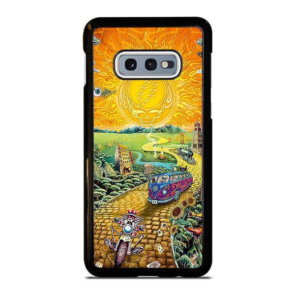 GRATEFUL DEAD GOLD ROAD Samsung Galaxy S10 e Case