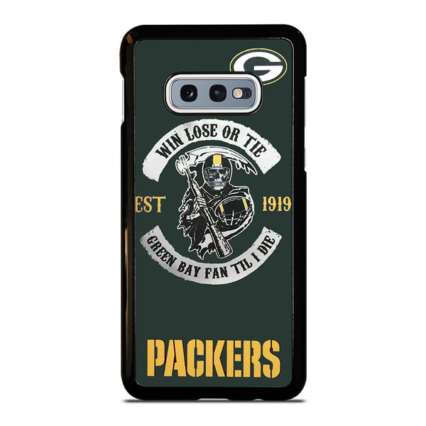 GREEN BAY PACKERS NFL Samsung Galaxy S10 e Case
