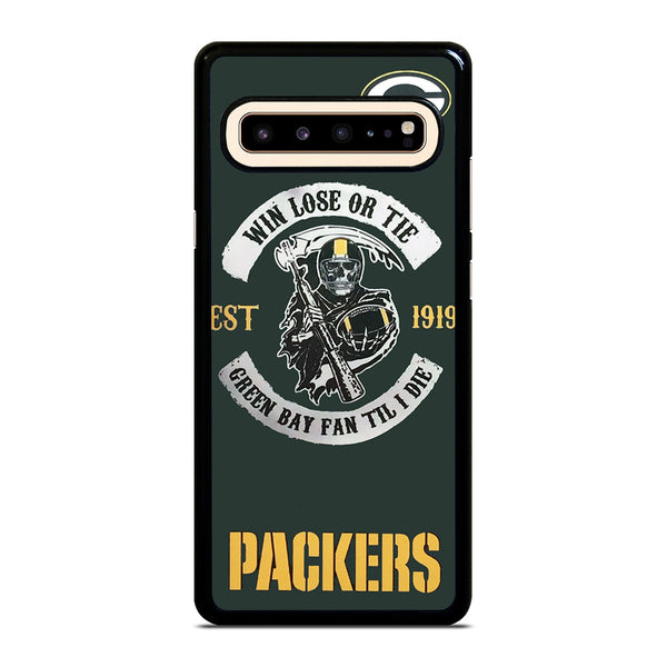 GREEN BAY PACKERS NFL Samsung Galaxy S10 5G Case