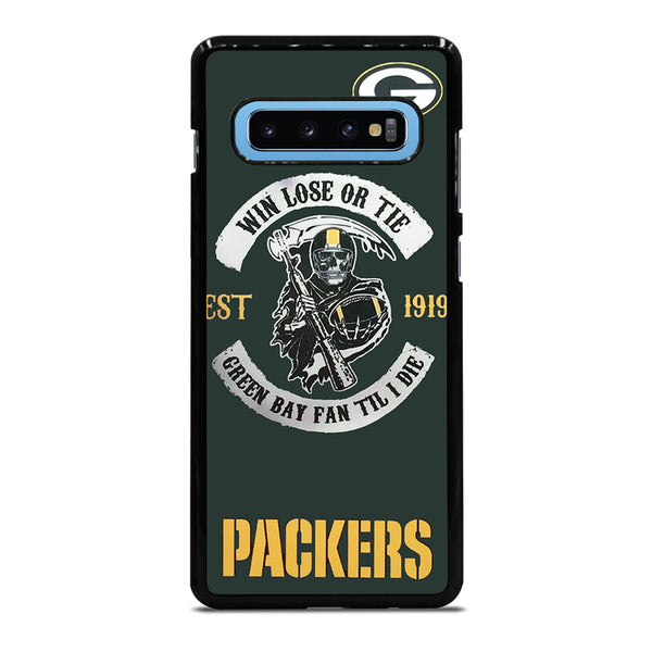 GREEN BAY PACKERS NFL Samsung Galaxy S10 Plus Case