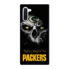 GREEN BAY PACKERS SKULL Samsung Galaxy Note 10 Case