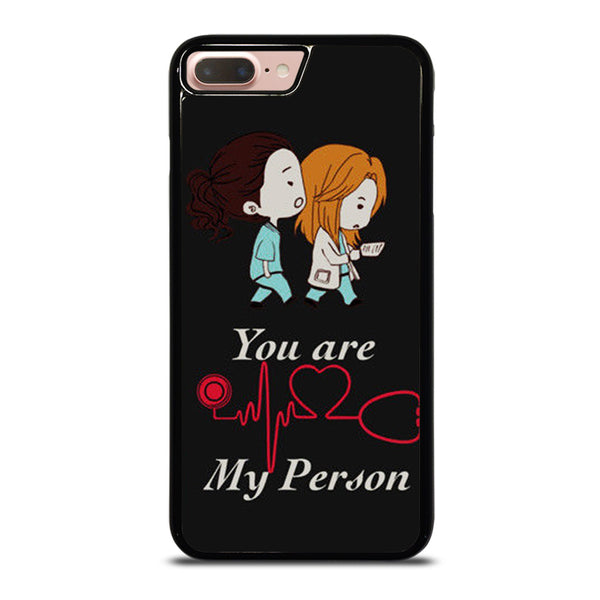 GREY' S ANATOMY YOU'RE MY PERSON #1 iPhone 7 / 8 Plus Case