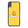 GUDETAMA #4 iPhone X / XS Case