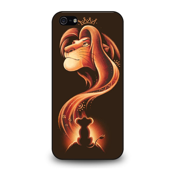 HAKUNA MATATA LION KING 1 iPhone 5/5S/SE Case