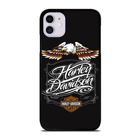 HARLEY DAVIDSON USA iPhone 11 Case