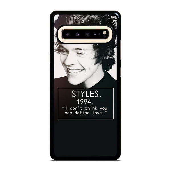 HARRY STYLES 94 ONE DIRECTIONS #1 Samsung Galaxy S10 5G Case