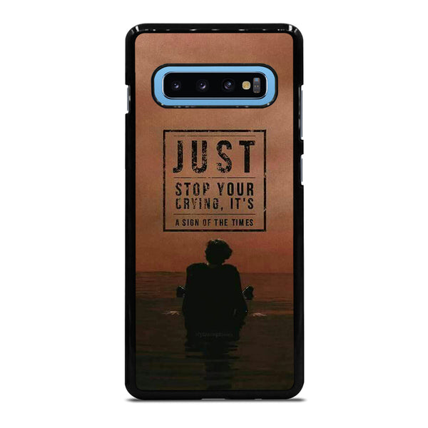 HARRY STYLES SIGN OF TIMES 1 Samsung Galaxy S10 Plus Case