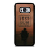 HARRY STYLES SIGN OF TIMES #1 Samsung Galaxy S8 Case