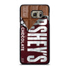 HERSHEY UNWRAPPED CHOCOLATE BAR #1 Samsung Galaxy S6 Edge Plus Case