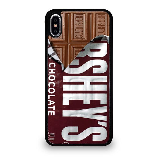 HERSHEY UNWRAPPED CHOCOLATE BAR #1 iPhone XS Max Case