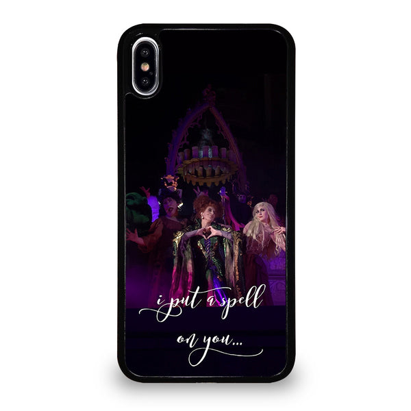 HOCUS POCUS SPELL iPhone XS Max Case