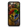 HOGWARTS HARRY POTTER LOGO WOOD iPhone 7 / 8 Case
