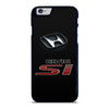 HONDA CIVIC SI EMBLEM iPhone 6 / 6S Case