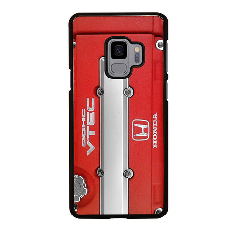 HONDA DOHC VTEC ENGINE #2 Samsung Galaxy S9 Case