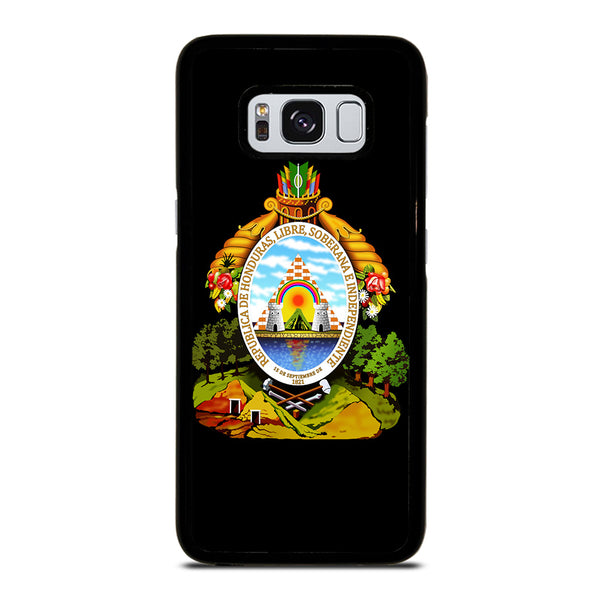 HONDURAS SYMBOL COAT OF ARMS Samsung Galaxy S8 Case