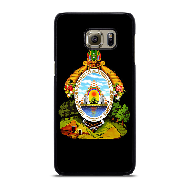 HONDURAS SYMBOL COAT OF ARMS Samsung Galaxy S6 Edge Plus Case
