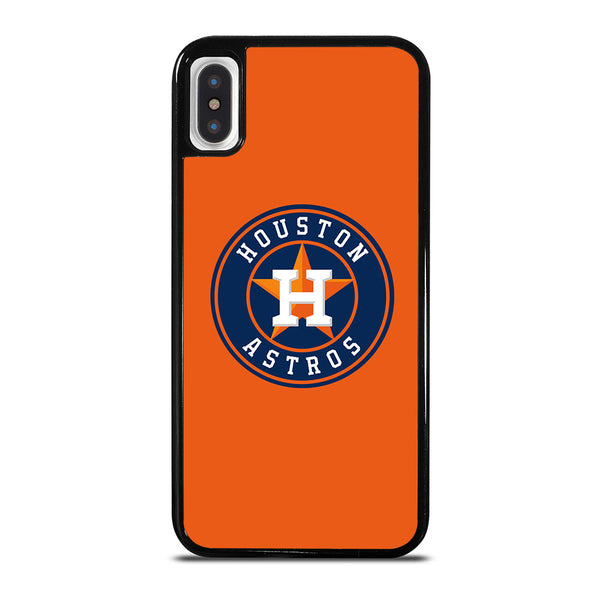 HOUSTON ASTROS MLB #4 iPhone X / XS Case