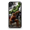 HULK VS THING iPhone XS Max Case