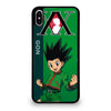 HUNTER X HUNTER CHIBI GON iPhone XS Max Case