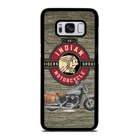 INDIAN MOTORCYCLE Samsung Galaxy S8 Case