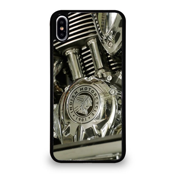 INDIAN MOTORCYCLE SINCE 1901 MACHINE iPhone XS Max Case