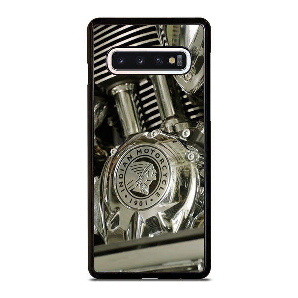 INDIAN MOTORCYCLE SINCE 1901 MACHINE Samsung Galaxy S10 Case