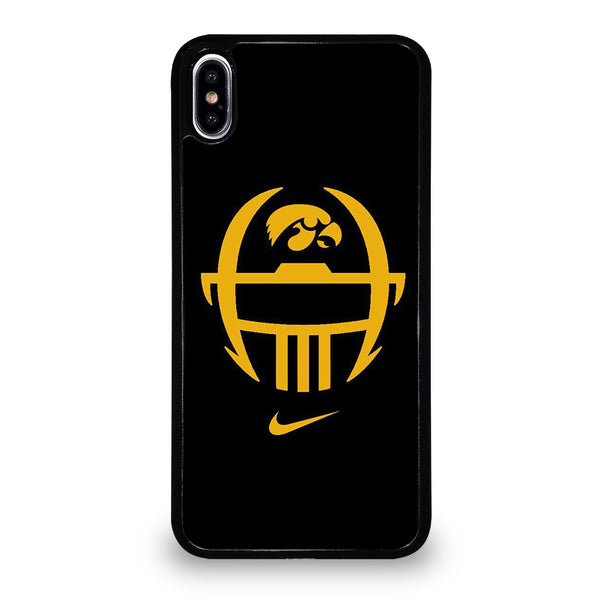 IOWA HAWKEYES #5 iPhone XS Max Case
