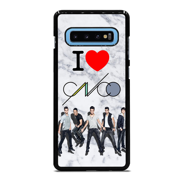 I LOVE CNCO MARBLE Samsung Galaxy S10 Plus Case
