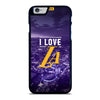 I LOVE LA LAKERS iPhone 6 / 6S Case