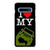 I LOVE MY JEEP Samsung Galaxy S10 Plus Case