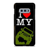I LOVE MY JEEP Samsung Galaxy S10 e Case