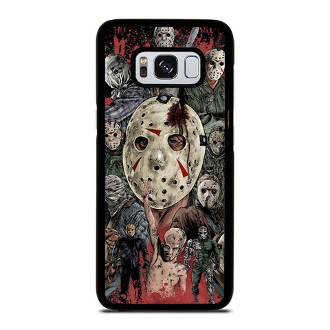 JASON FRIDAY THE 13TH 3 Samsung Galaxy S8 Case