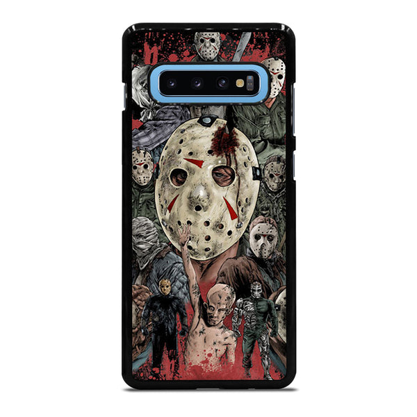 JASON FRIDAY THE 13TH 3 Samsung Galaxy S10 Plus Case