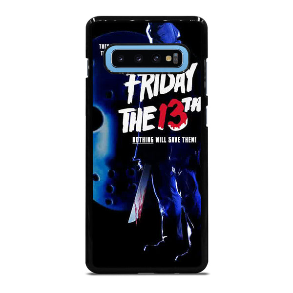 JASON FRIDAY THE 13TH Samsung Galaxy S10 Plus Case