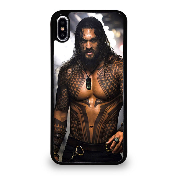 JASON MOMOA AQUAMAN iPhone XS Max Case