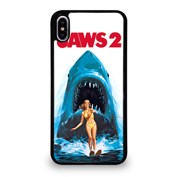 JAWS 2 SHARK iPhone XS Max Case