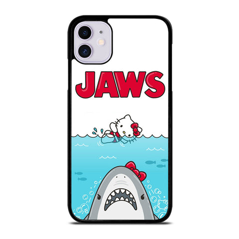 JAWS HELLO KITTY iPhone 11 Case