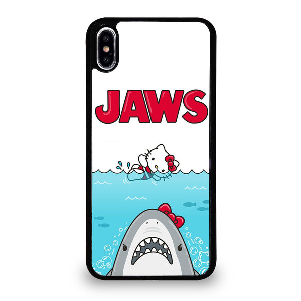 JAWS HELLO KITTY iPhone XS Max Case