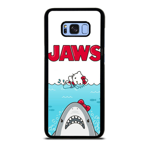 JAWS HELLO KITTY Samsung Galaxy S8 Plus Case
