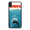 JAWS SHARK #2 iPhone XS Max Case